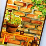 watercolor-brick-wall-with-plants-altenew-garden-grow1